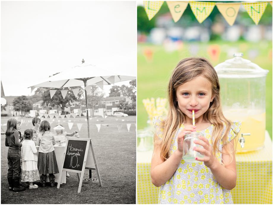 Lemonade {childrens photography, Surrey}