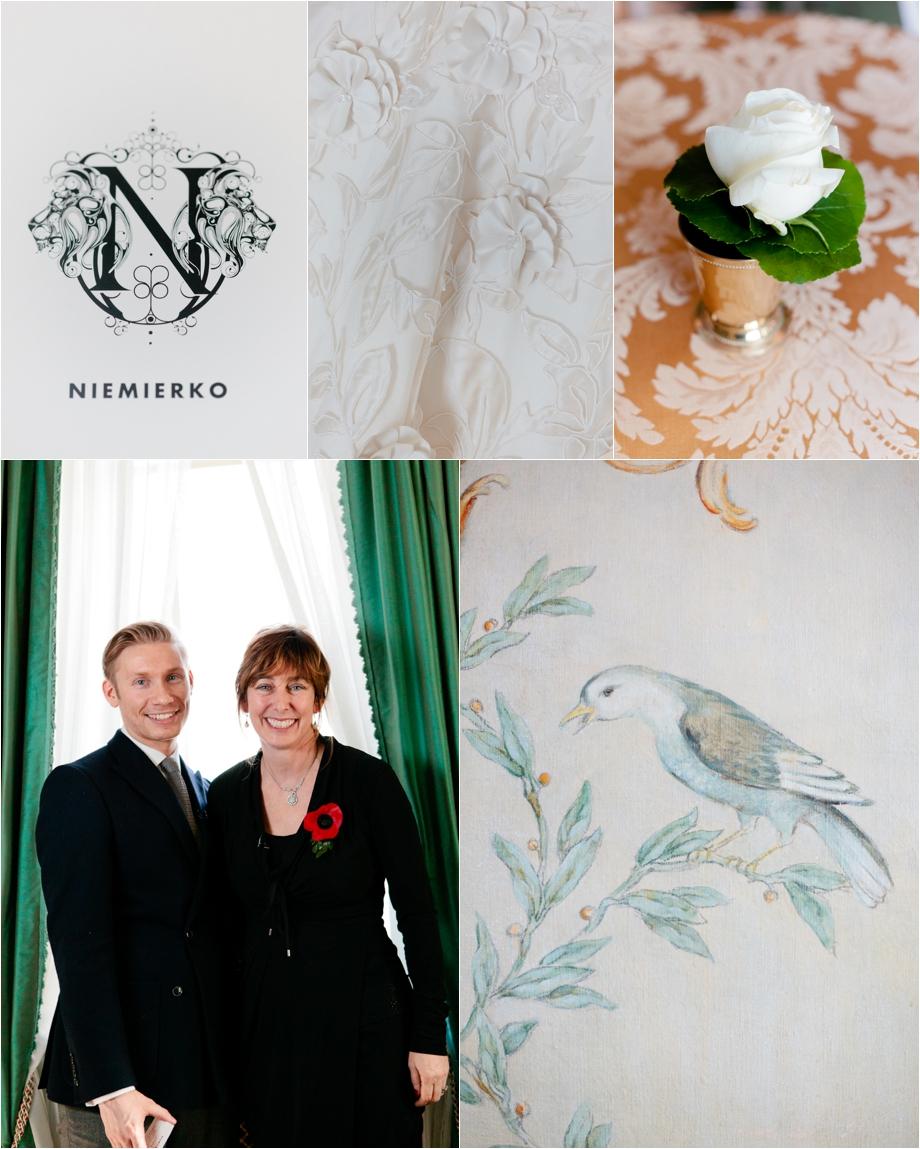 Sassi Holford Talks For Mark Niemierko's Wedding Academy