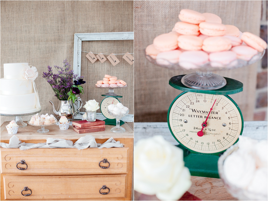 Idyllic Days {vintage prop hire for weddings and events}