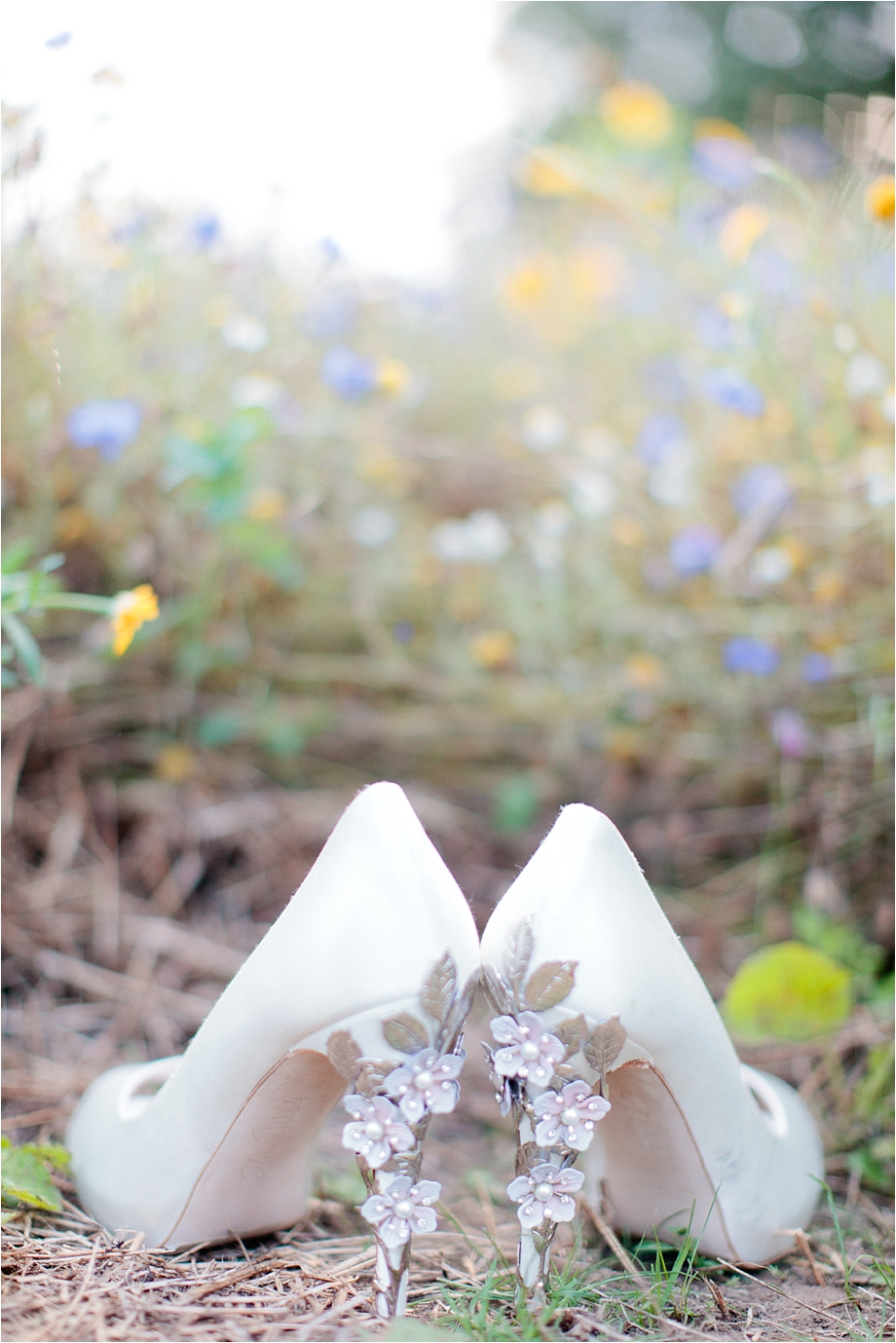 Coworth Park meadow {bridal styled shoot}